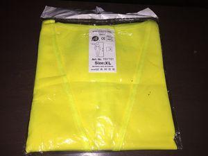 High Visibility Vest Class 2 Size XL