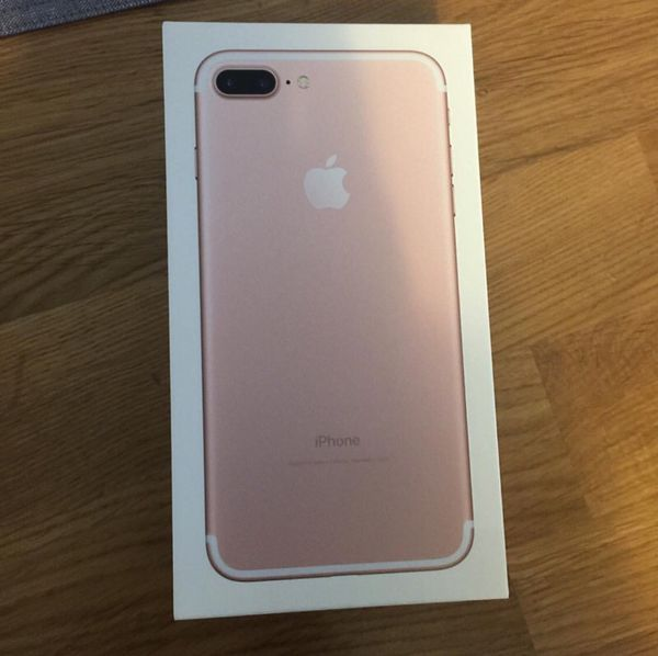 iphone 7 plus rose gold 128 gb unlocked cell phones in pleasanton ca. Black Bedroom Furniture Sets. Home Design Ideas