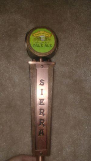 Sierra Nevada Pal Ale Beer Tap