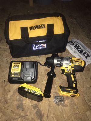 Hammer Drill XR 20 Voltios