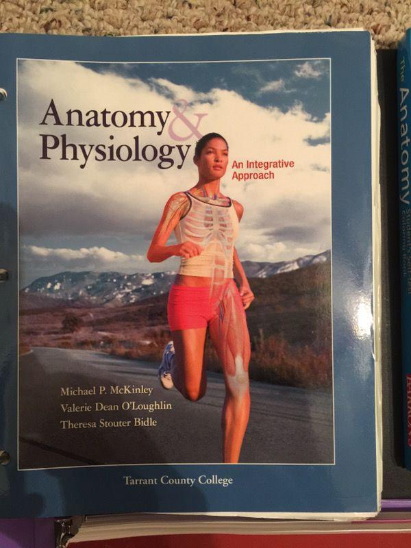 College School Books (College Algebra/Anatomy n Physiology Books ...