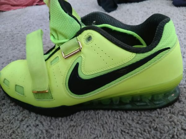 Nike Romelo weightlifting shoes size 11