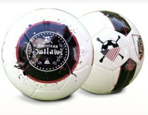 American Outlaws - Size 5 Soccer Ball