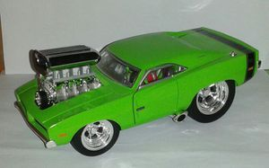Muscle Machines 1969 Dodge Charger 1:24 Scale