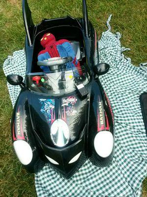 $80 Batman car's boy. Brand new