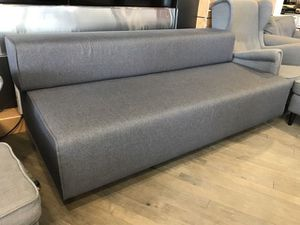 BLOCK PARTY LOUNGE SOFA POPPIN GREY
