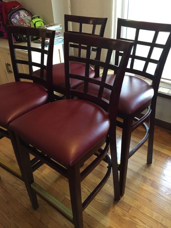 4 stools furniture in lincolnshire il offerup for Offer up furniture