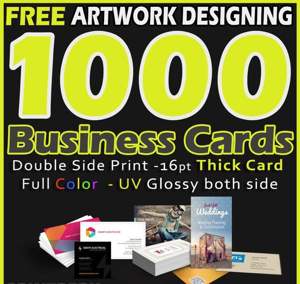 Business card full color general in union city nj business card full color reheart Choice Image