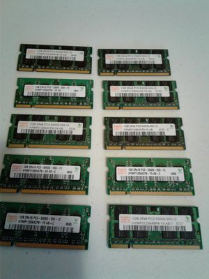 LAPTOP MEMORY RAM DDR2