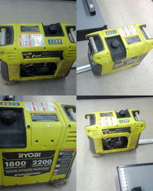 Generator convert 2000 watts
