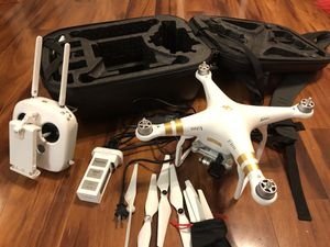 DJI Phantom 3 Professional 4K Drone Bundle