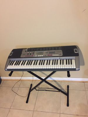 Casio Keyboard w/ Stand