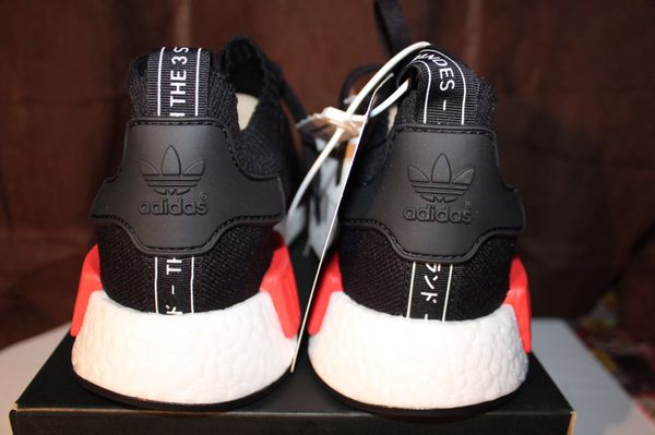 adidas NMD R1 Core Black KicksOnFire