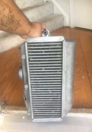 Intercooler OEM (Top Mount)