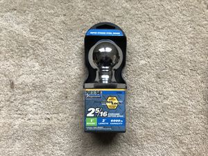 Reese 72806 Hitch Ball