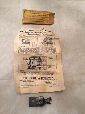 Lionel Magnetic Coupler Conversion Unit