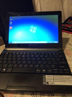 Gateway mini notebook
