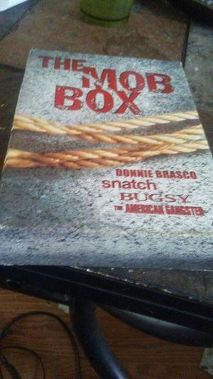 Mob Box DVD Set