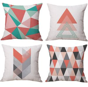 Throw pillow covers (4)
