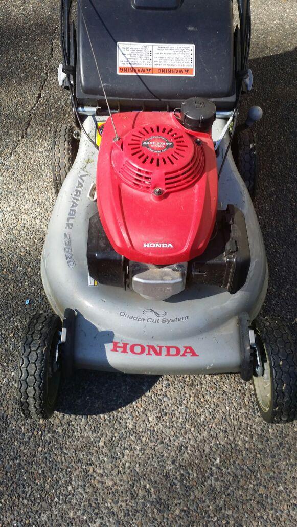 Honda Quadra Cut Mower   2017/2018/2019 Honda Reviews