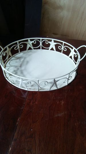 Metal star basket