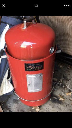Brinkmann charcoal BQ smoker