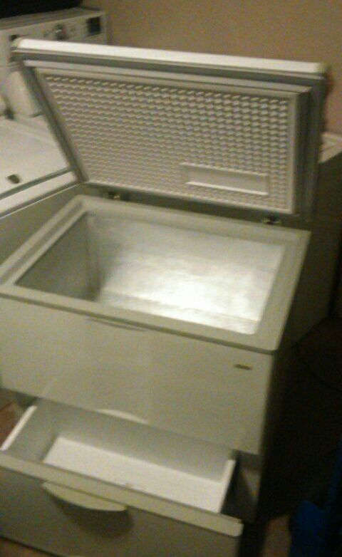 Kenmore   Cu Ft Chest Freezer With Bottom Drawer