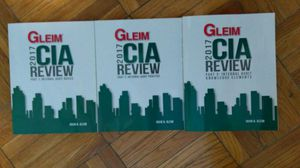 Gleim CIA Review 2017