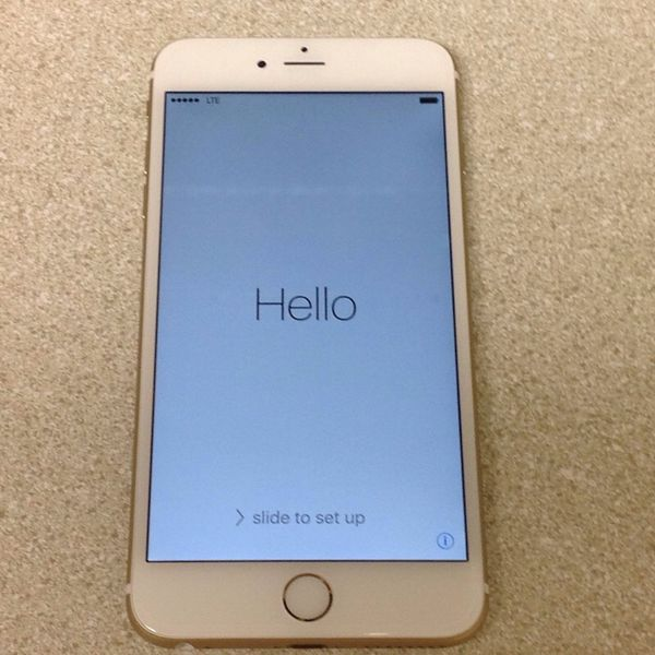my iphone is locked up apple iphone 6 plus 16gb unlocked icloud locked cell 6995