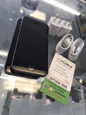 iPhone 5s 16gb, Space Grey - Factory Unlocked