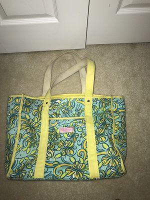 Lilly Pulitzer Tri Delta Tote Bag