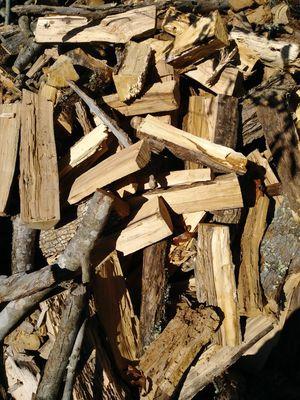 Truckload very well seasoned oak