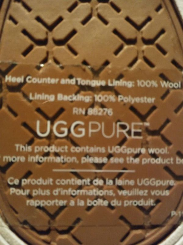 Ugg Pure