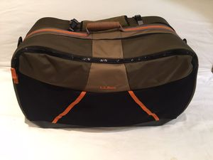 Fishing travel bag