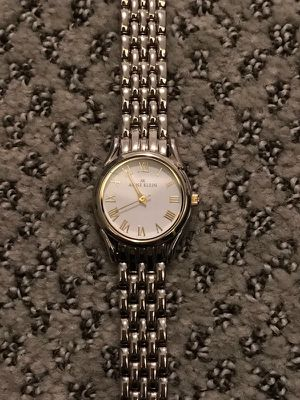Anne Klein Watch - gold and silver