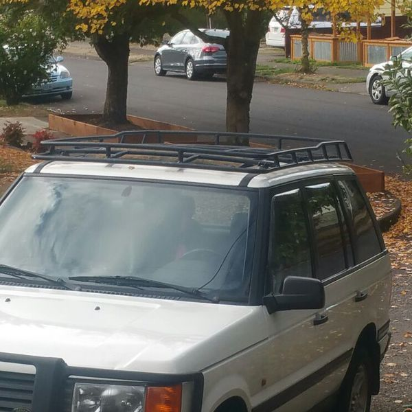 Land Rover Range Rover P38 OEM Full Roof Rack By Safety