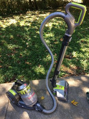 Hoover Air The Manuverable Powerful Vacuum