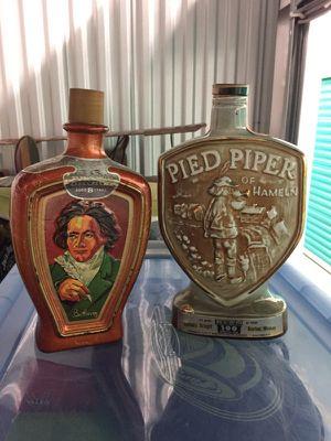 Vintage Jim Beam Decanters