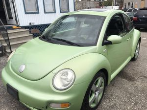Drives Excellent...2003 Volkswagen Beetle Five Speed Manual