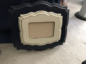 New 4x6 frame