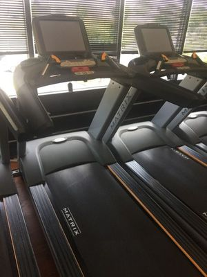 MATRIX T7XE TREADMILL