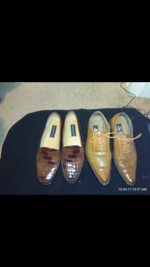 Men's Brutini Dress Shoes