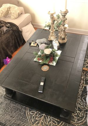 Ashley Furniture big cocktail table