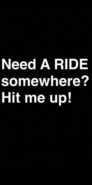 Need a lift