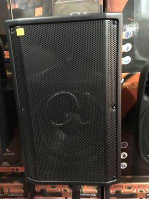 Alphasonik Bluetooth pro dj speaker
