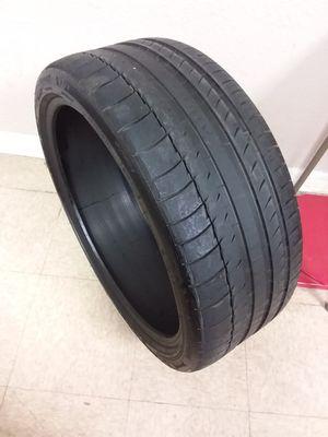 1 Michelin Pilot Sport PS2 Tire ~ P245/35 ZR21 ~ $80