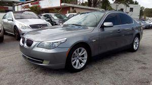 2009 BMW 535i