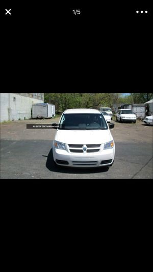 Sale 2008 dodge caravan runs and drives good a/c Works good clean inside and out 240000miles hwy