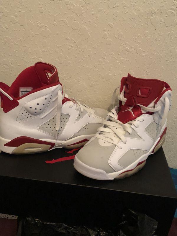 4374c1091bb526 Air Jordan Gym Red Alternate 6s Sz 8.5 (Clothing   Shoes) in Miami Gardens
