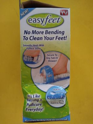 New easy feet ceans& madsages
